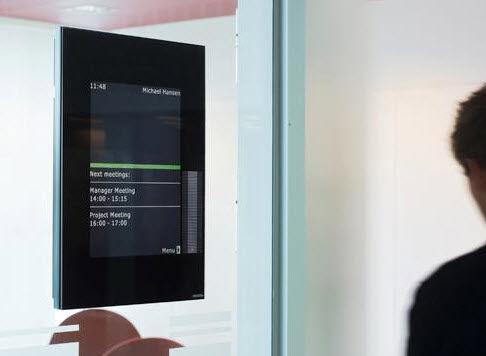 Advancecom - Communication in situ signalétique numérique - informer pendant les congrès