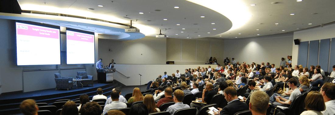 Advance Slide - Gestion des présentations pendant les colloques